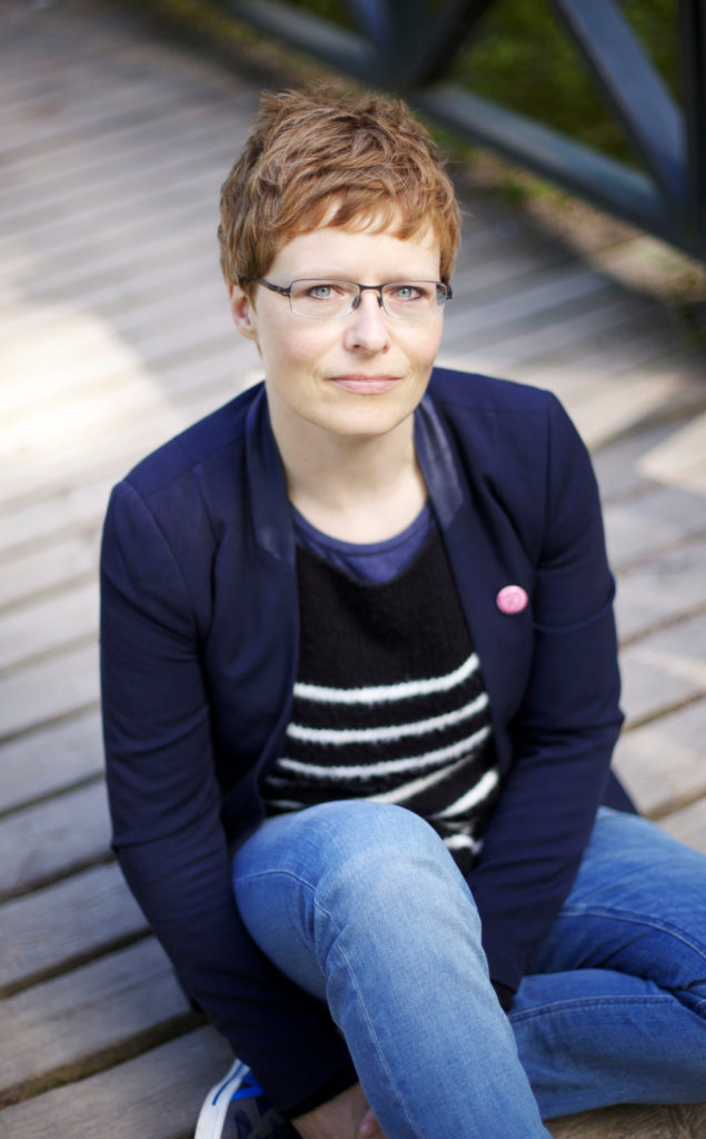 Susanne Christensen, foto: Pernille Marie Walvik
