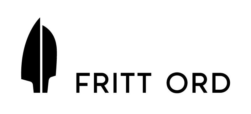 Fritt Ord logo