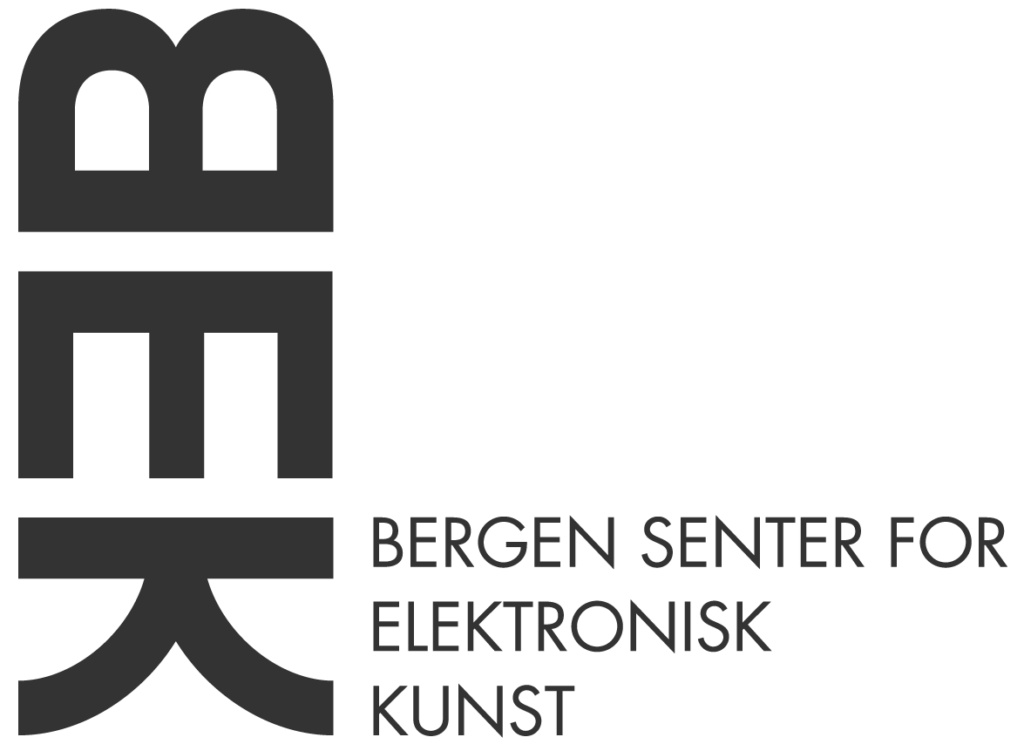 Bergen senter for elektronisk kunst logo